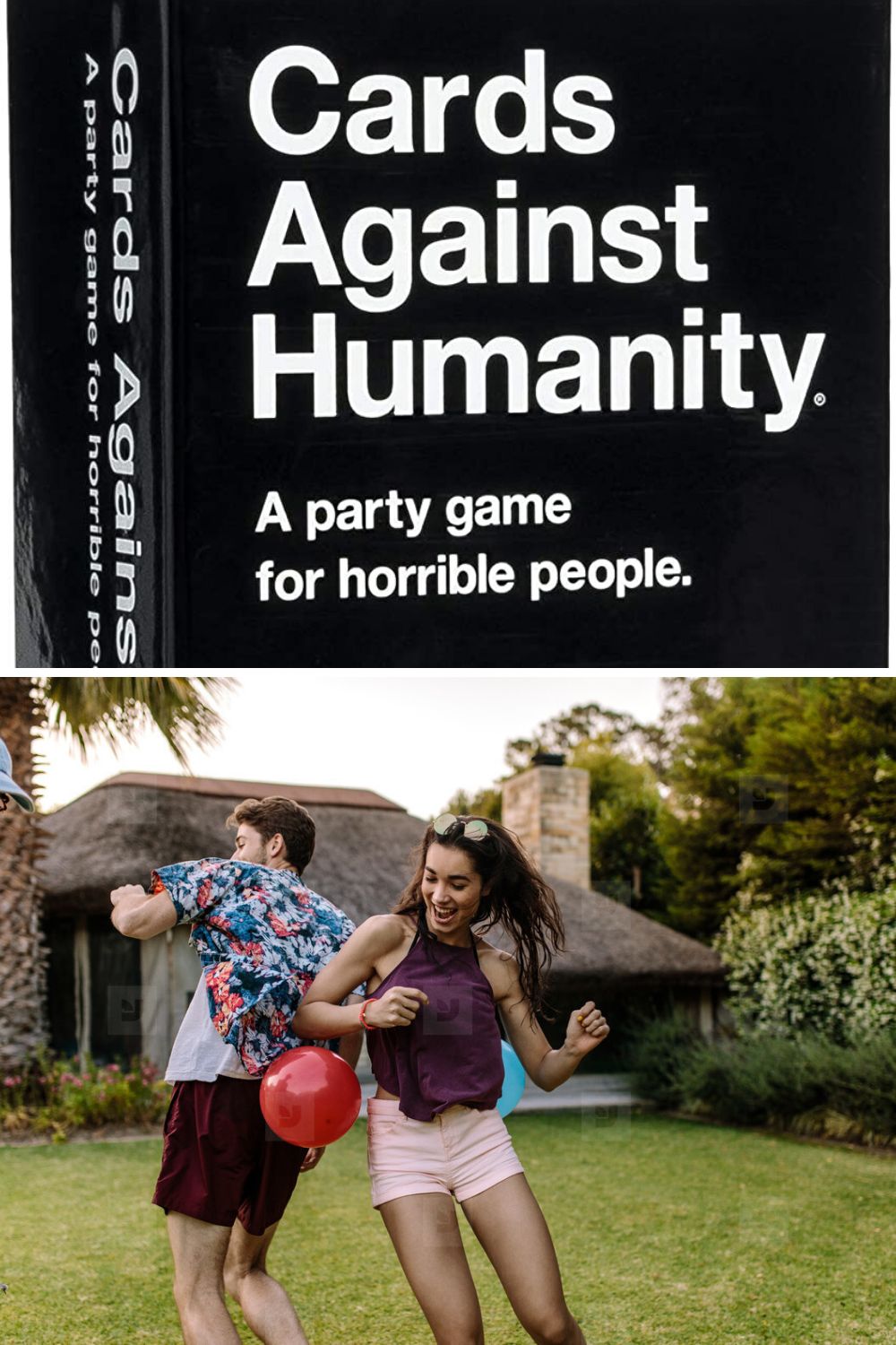 House Party games