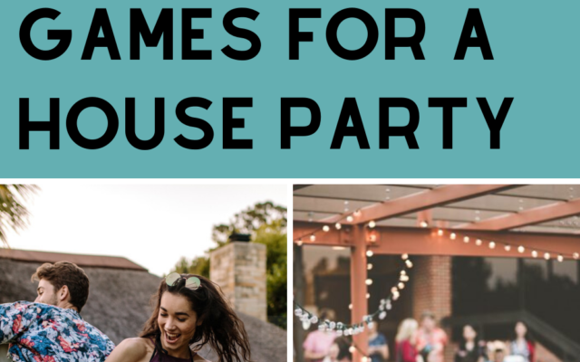 Couples games for House Party