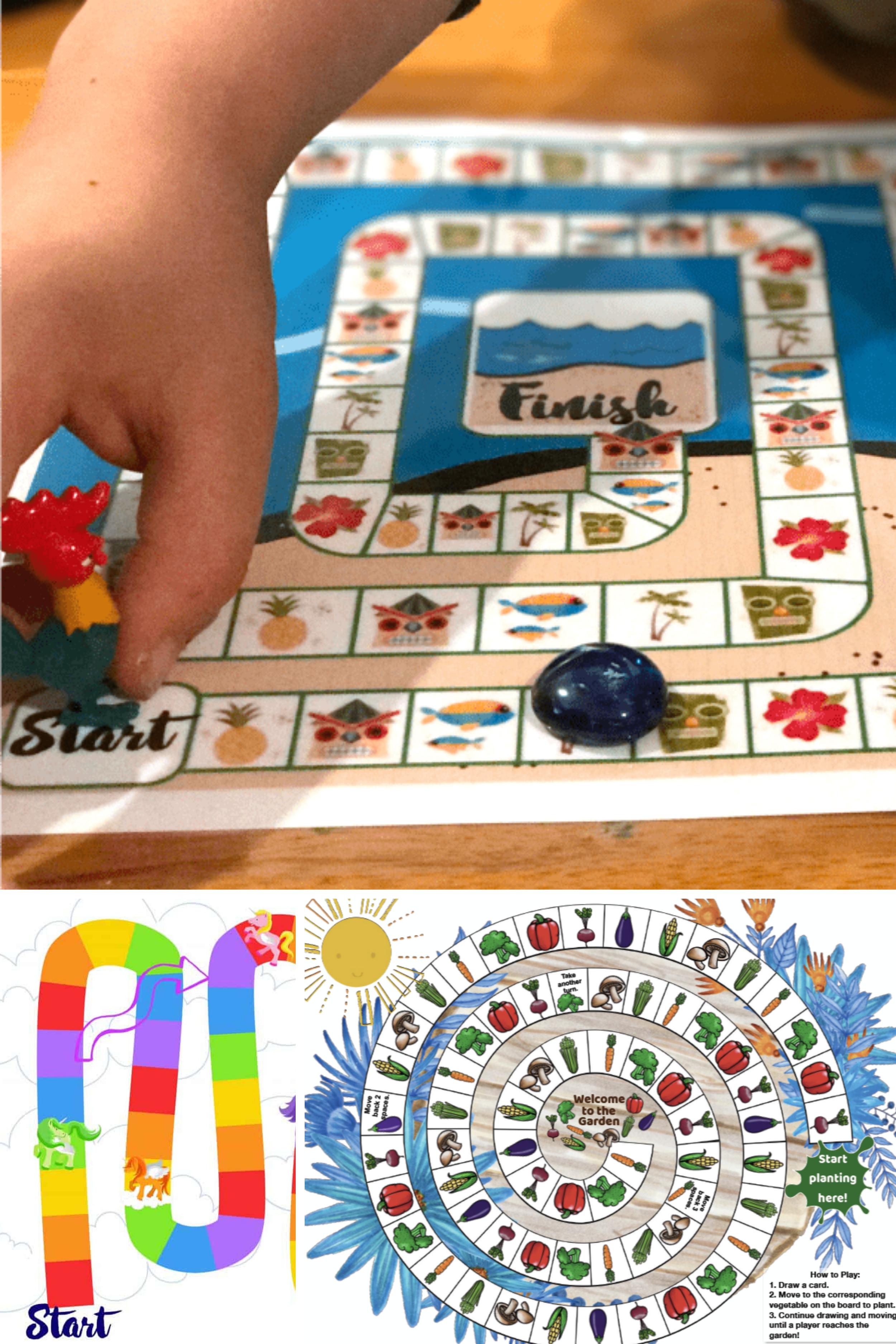 Board Game Ideas