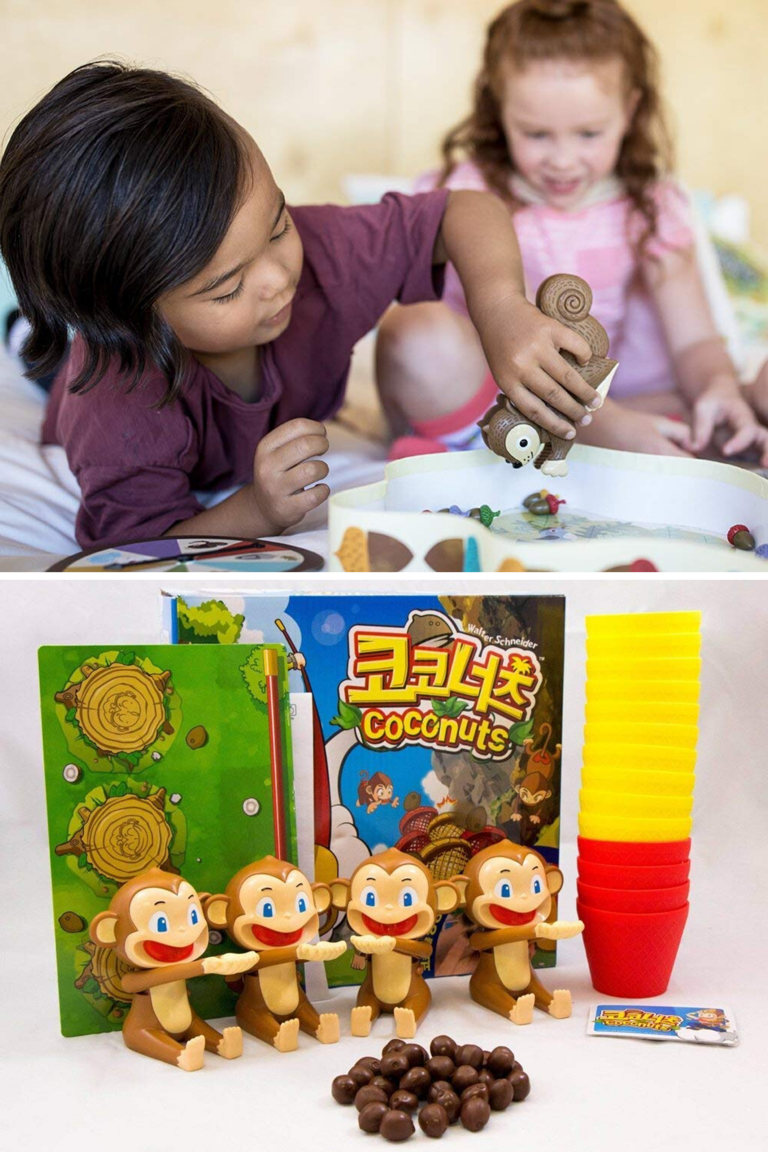 Games for 3 year Olds