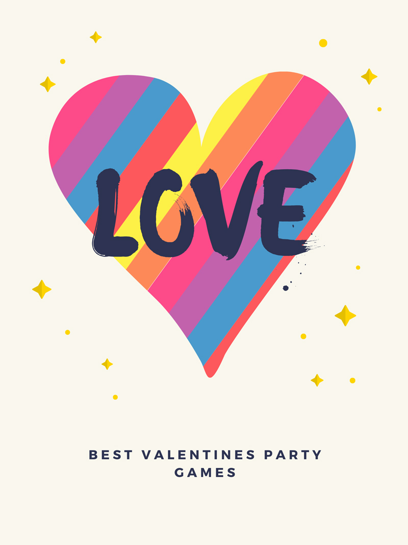 Best Valentines Day party games