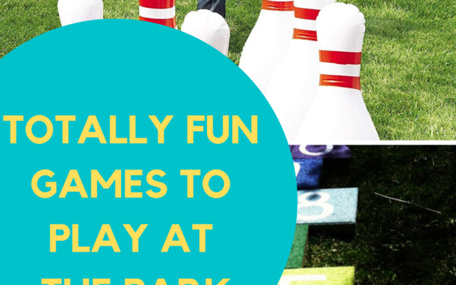 Games to Play at the Park