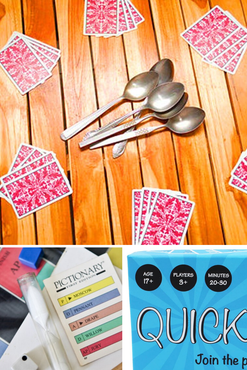 Fun Dinner Party Games