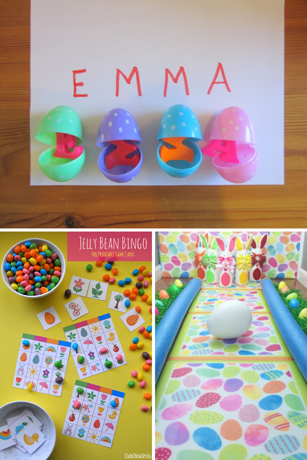 Easter Games