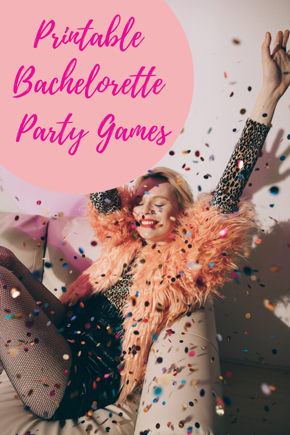 Printable Party Games