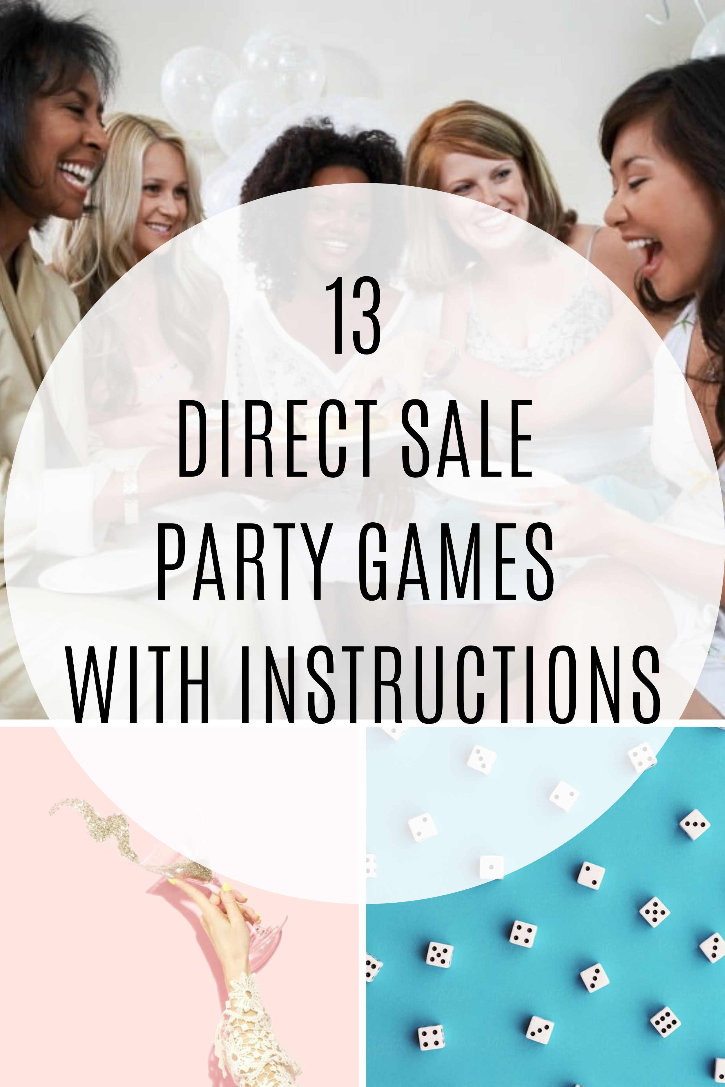 Direct Sale Party Games