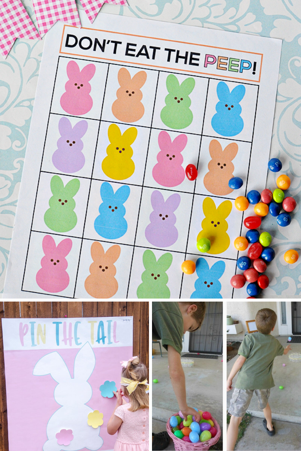 Party Games for Easter
