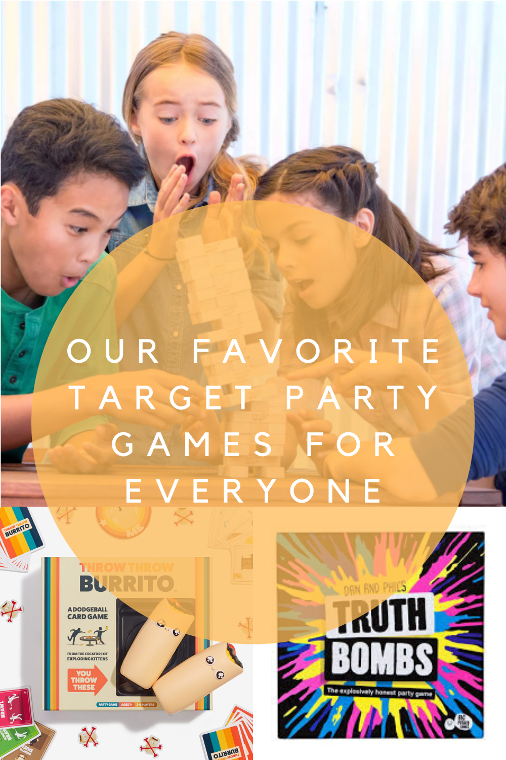 Target Party Games