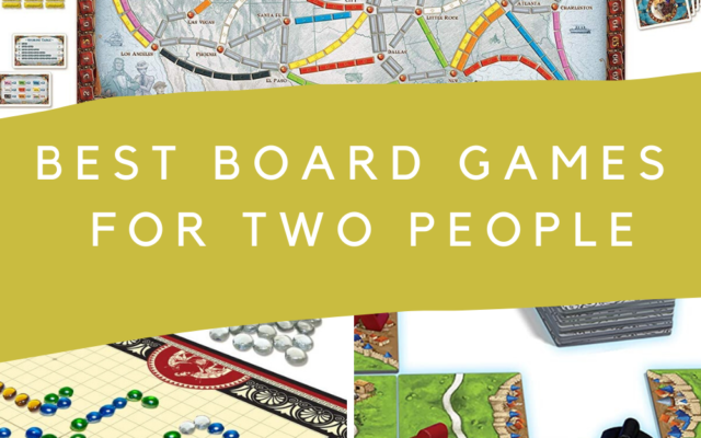 Best Board Games for 2 People