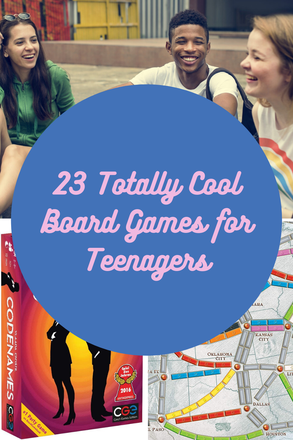 Board Games for teenagers