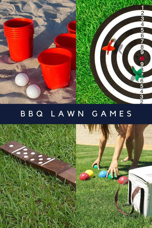 BBQ Lawn Games