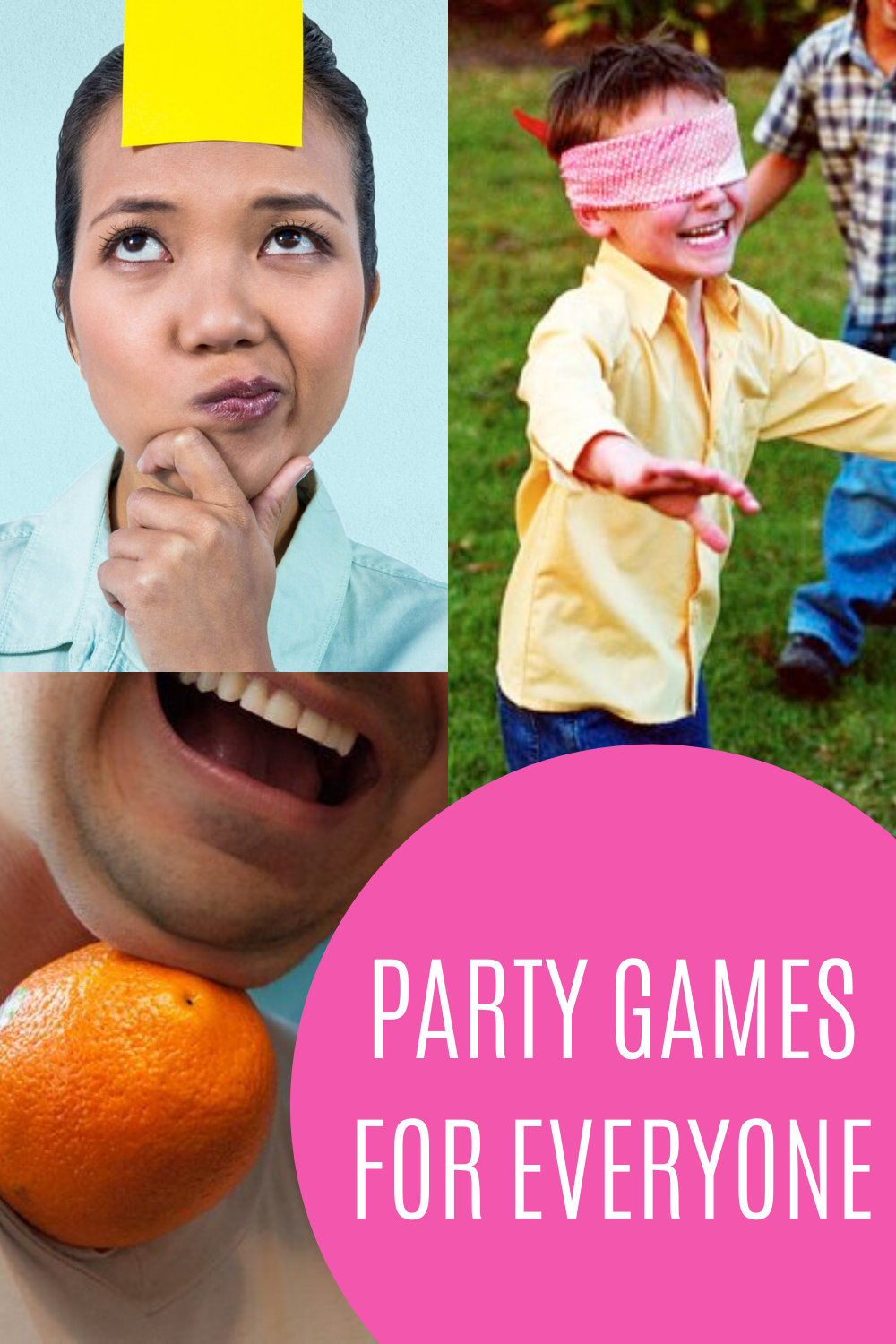 party game ideas