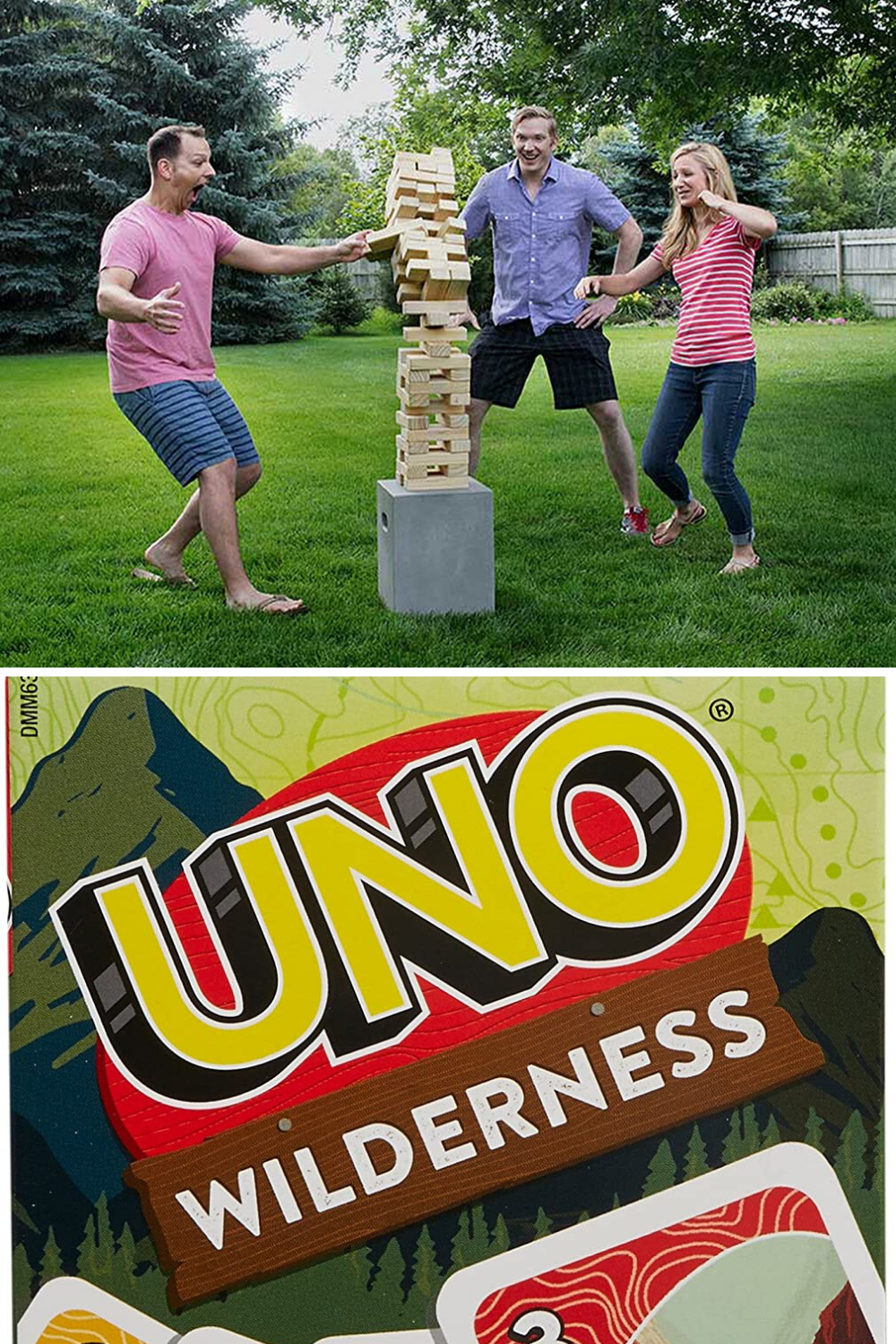 Camping games for teens
