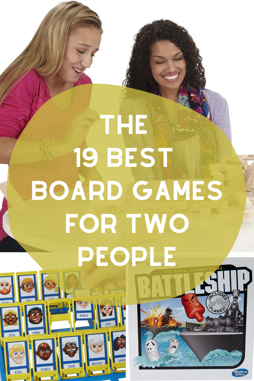 Board Games for Two People