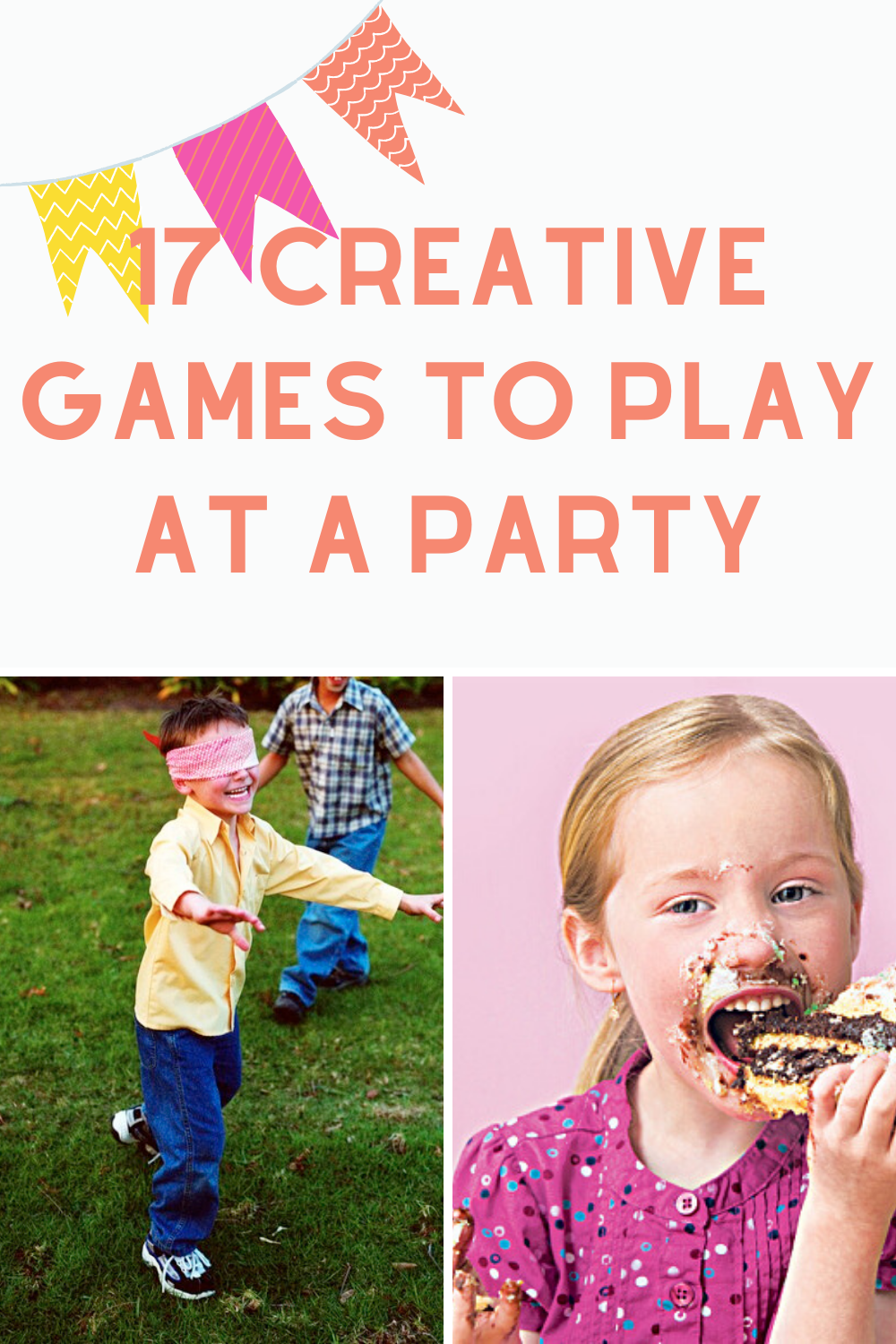 Creative game to play at a party