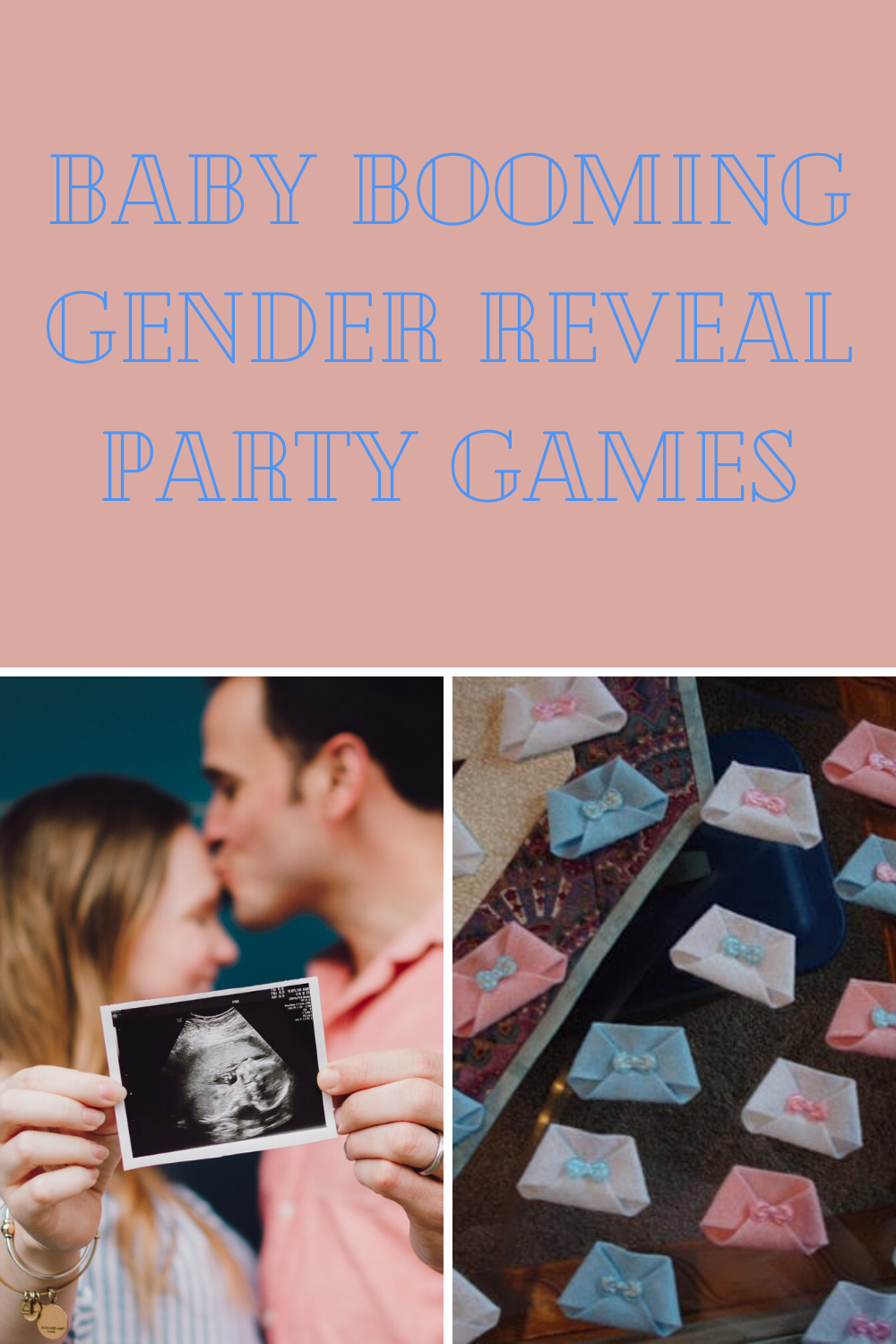 Gender Reveal Party Games