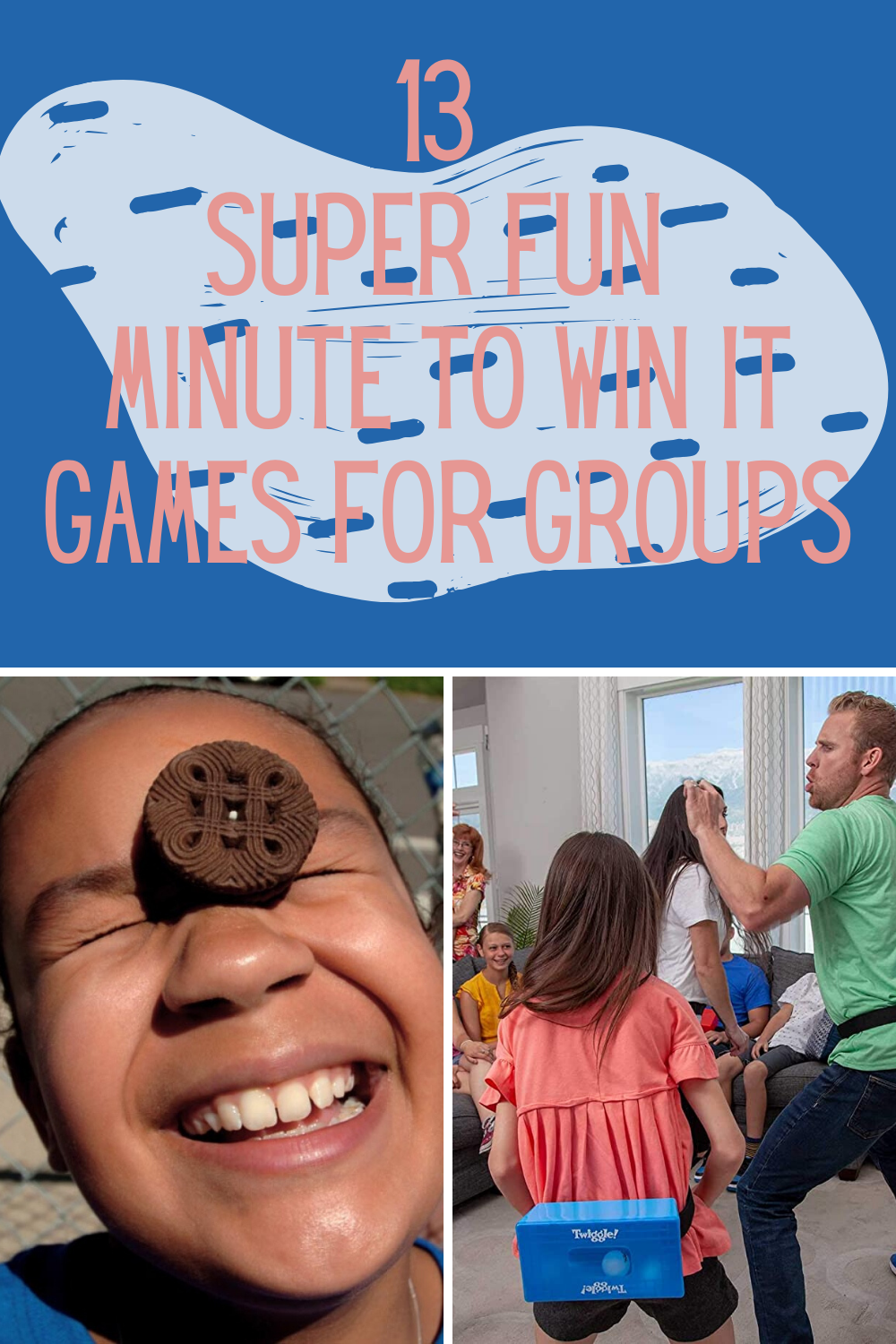 Minute It to Win It Games for Groups