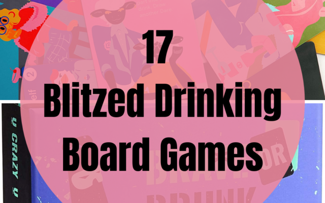 Drinking Game Ideas For Adults