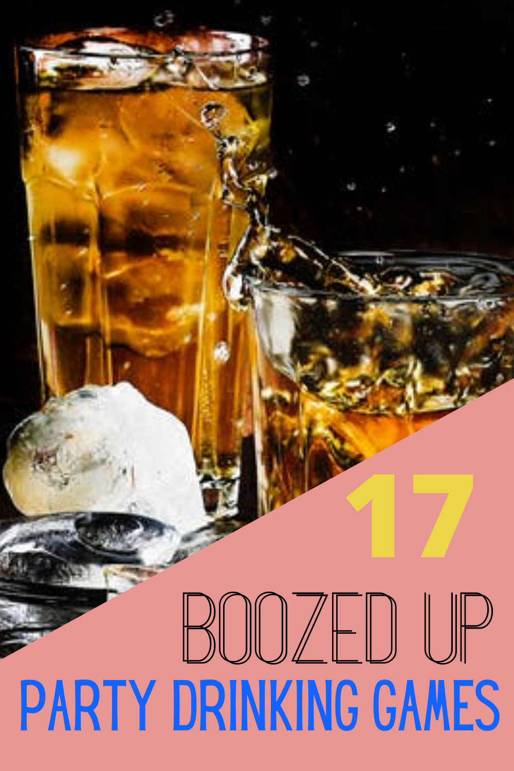 Boozed UP Party Drinking Games