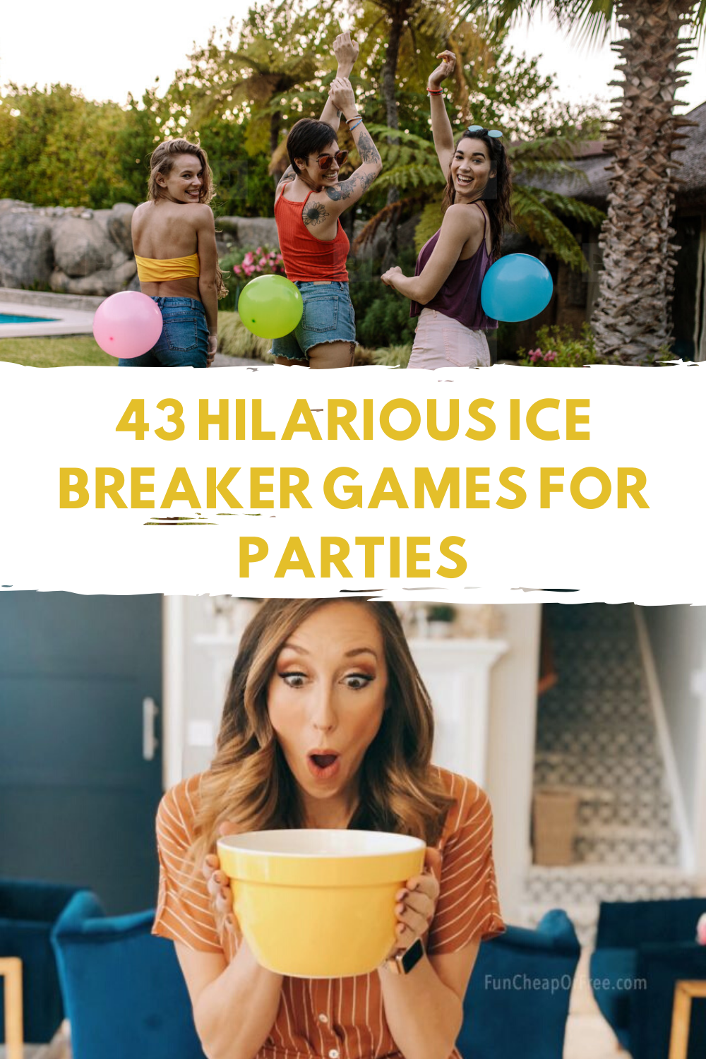 Ice Breaker Games for Parties