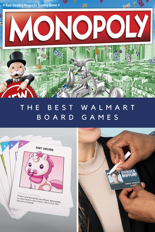 Walmart Board Game