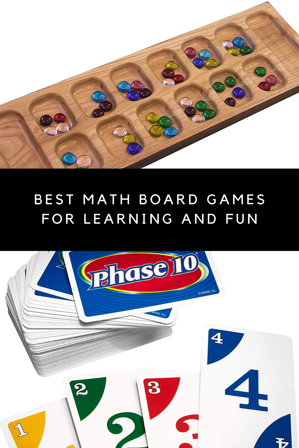 Best Math Board Games
