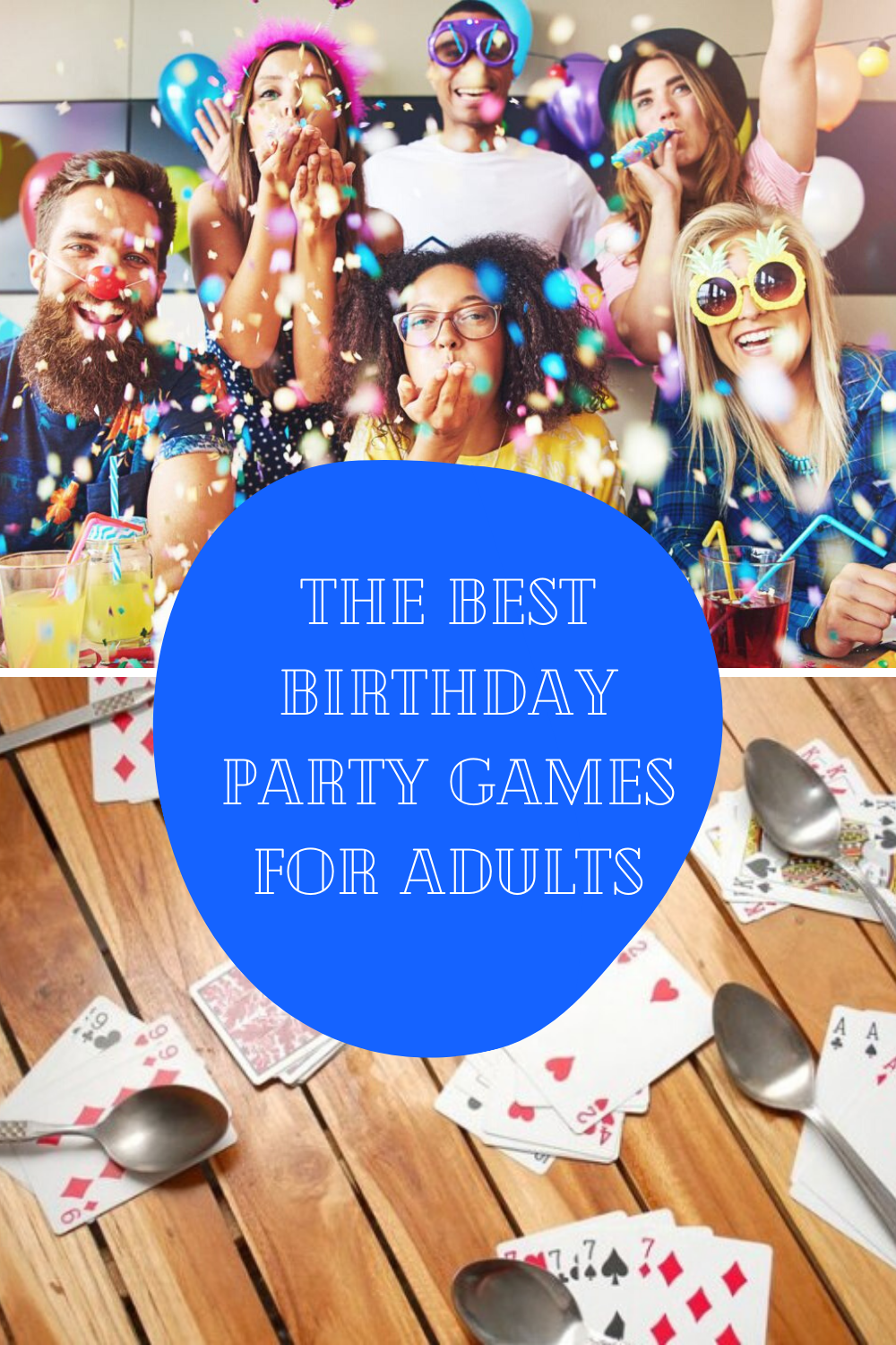 Birthday Party Games for Adults