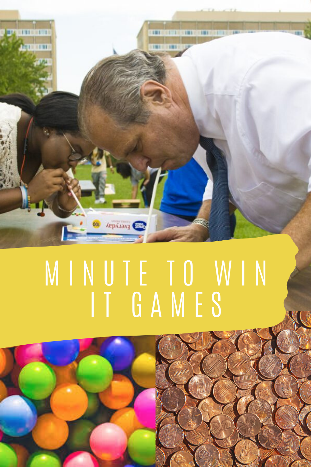 Funny Minute to Win It games