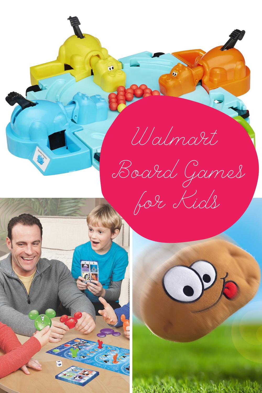 Best walmart Board Games for Kids
