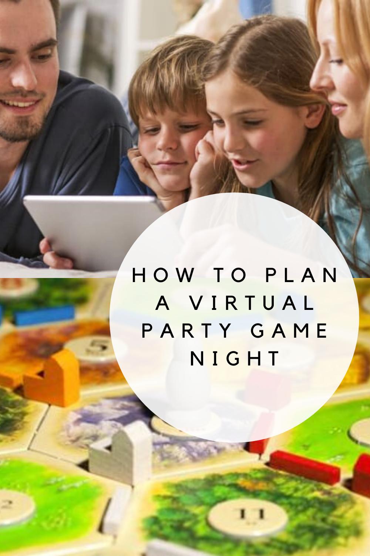 Virtual Party Ideas
