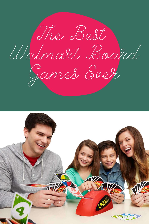 Best Walmart Board Games