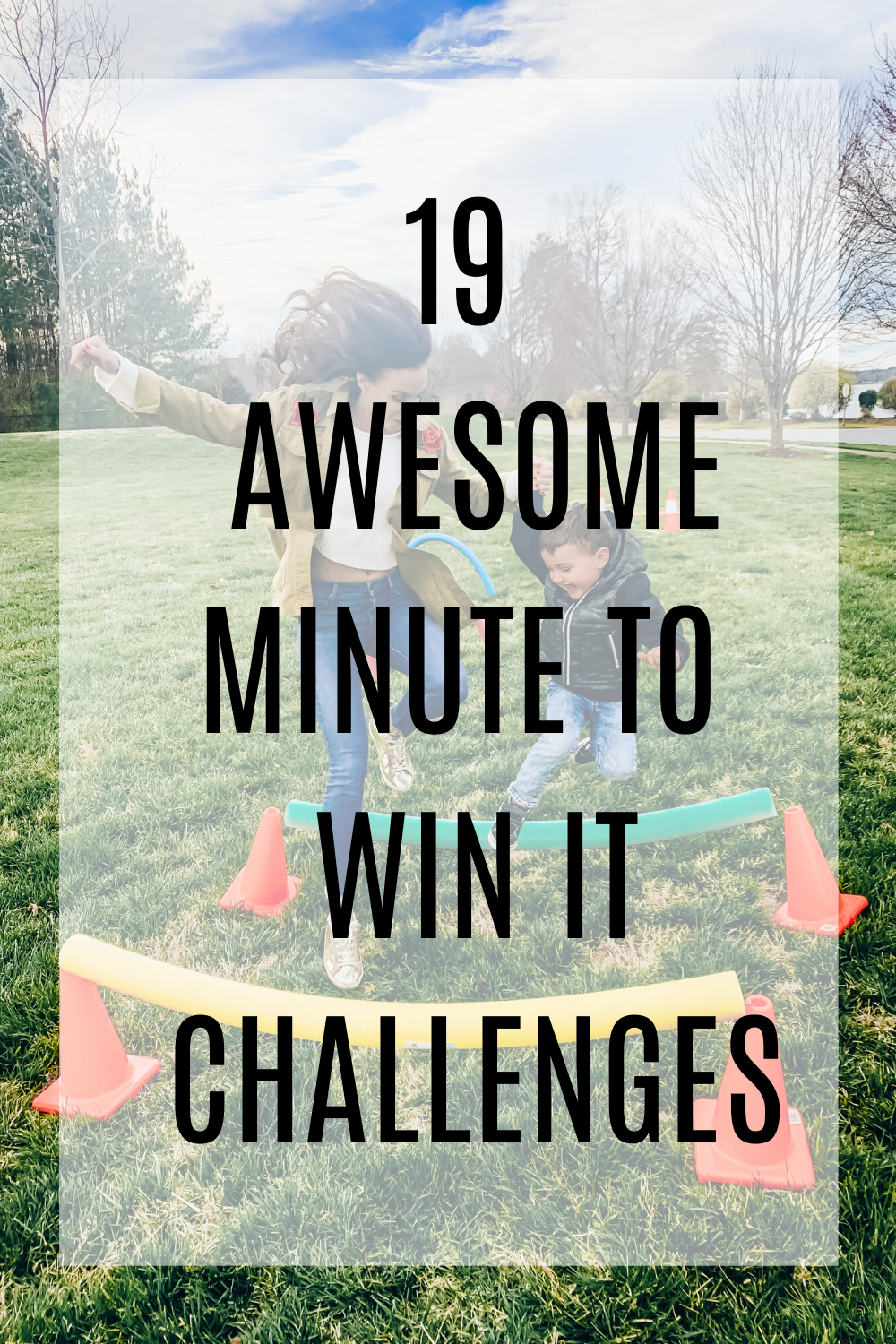 minute to win it challenges