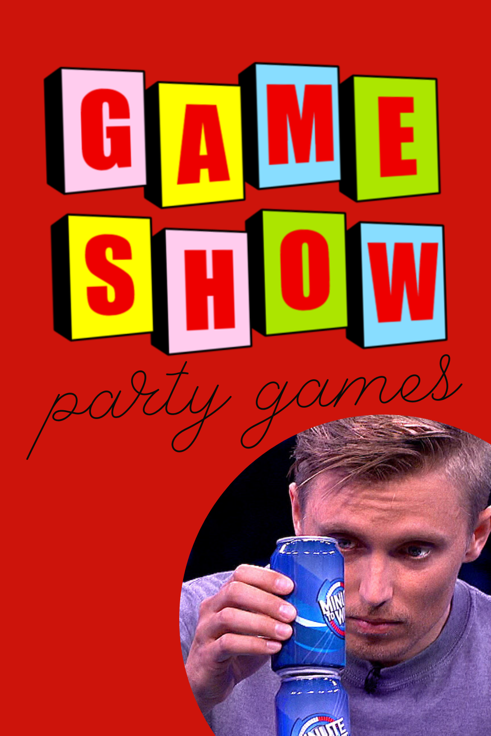game show party games to play at home