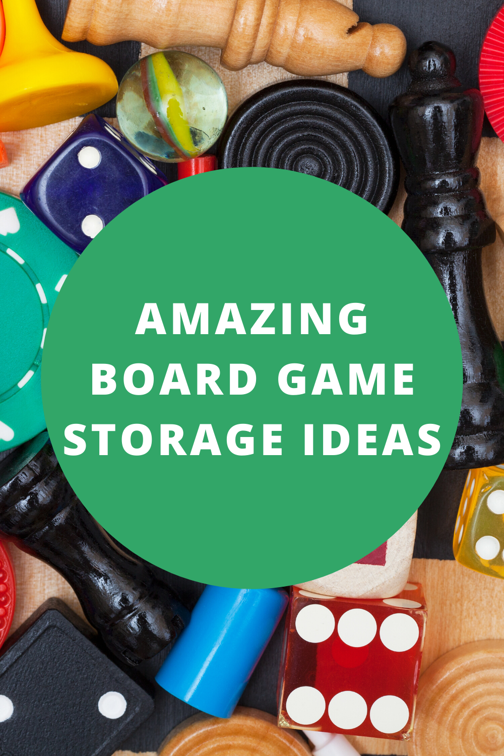 Amazing Board Game Storage Ideas