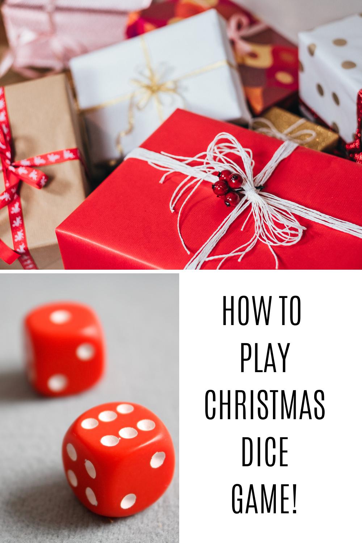 Christmas Dice Game