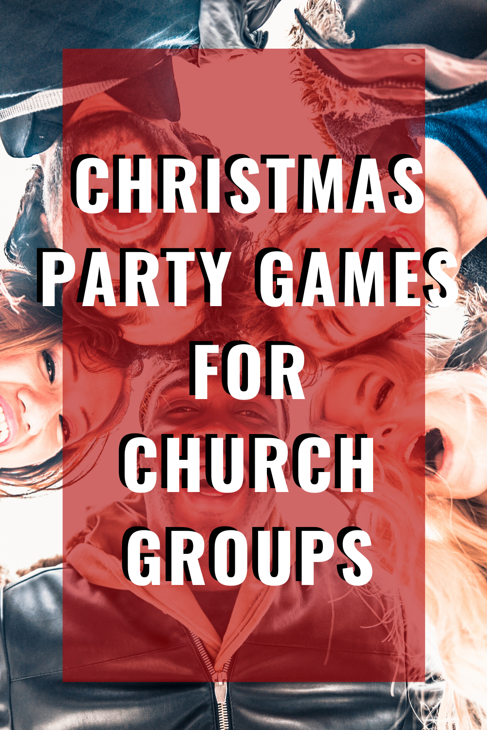 Christmas Party Games for Church Groups