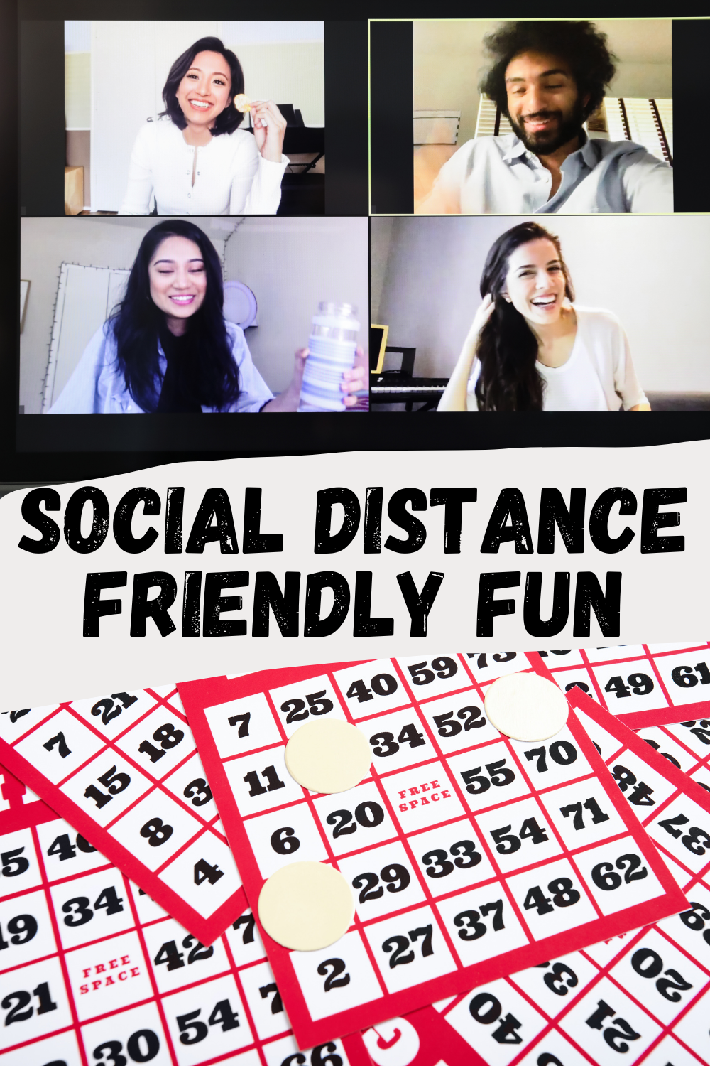 Social Distance Game Night