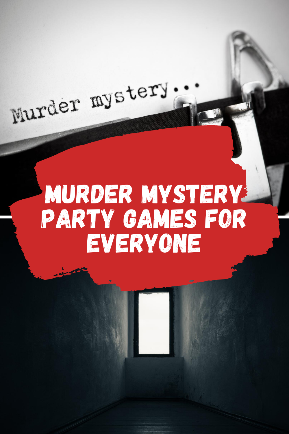 Murder Mystery Party Games
