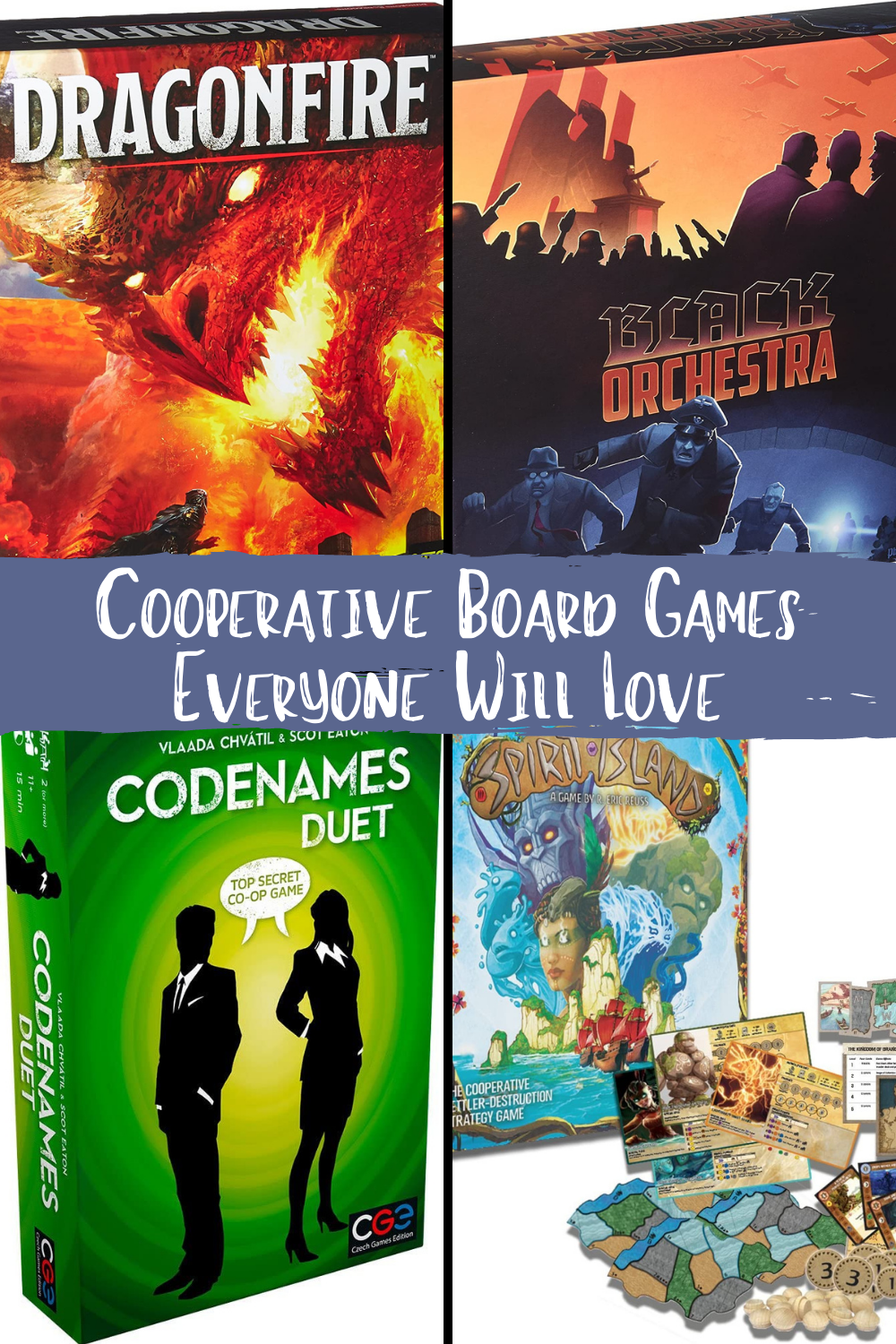 Cooperative Board Game Ideas