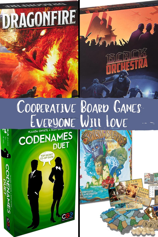 Cooperative Board Game Ideas