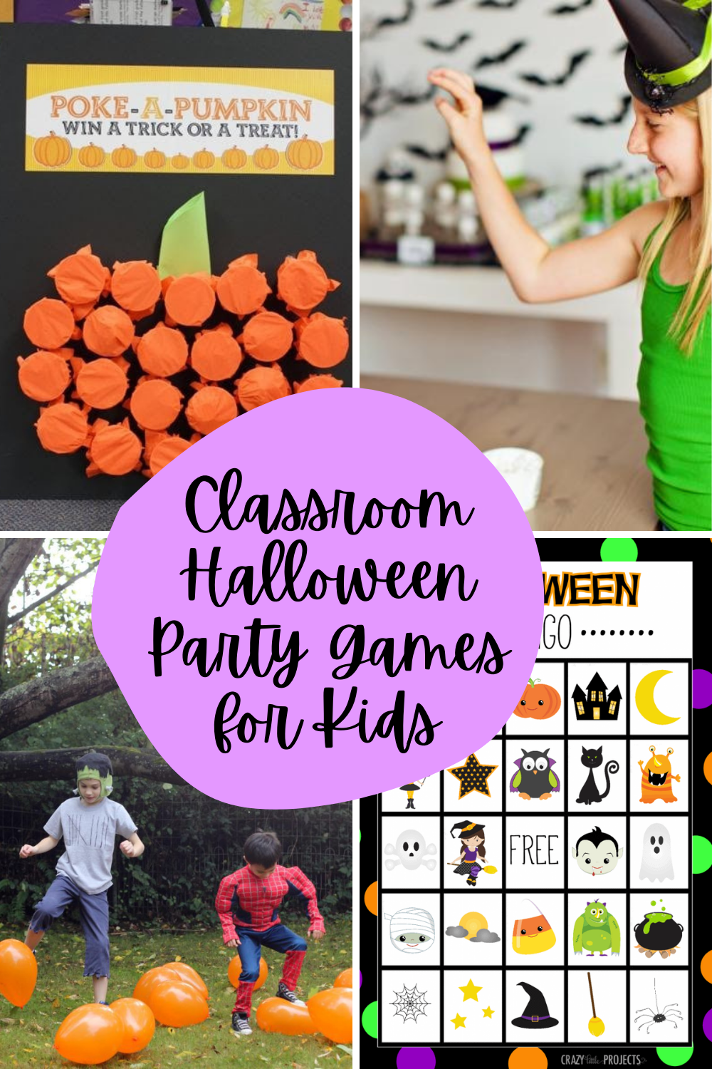 Classroom Party games