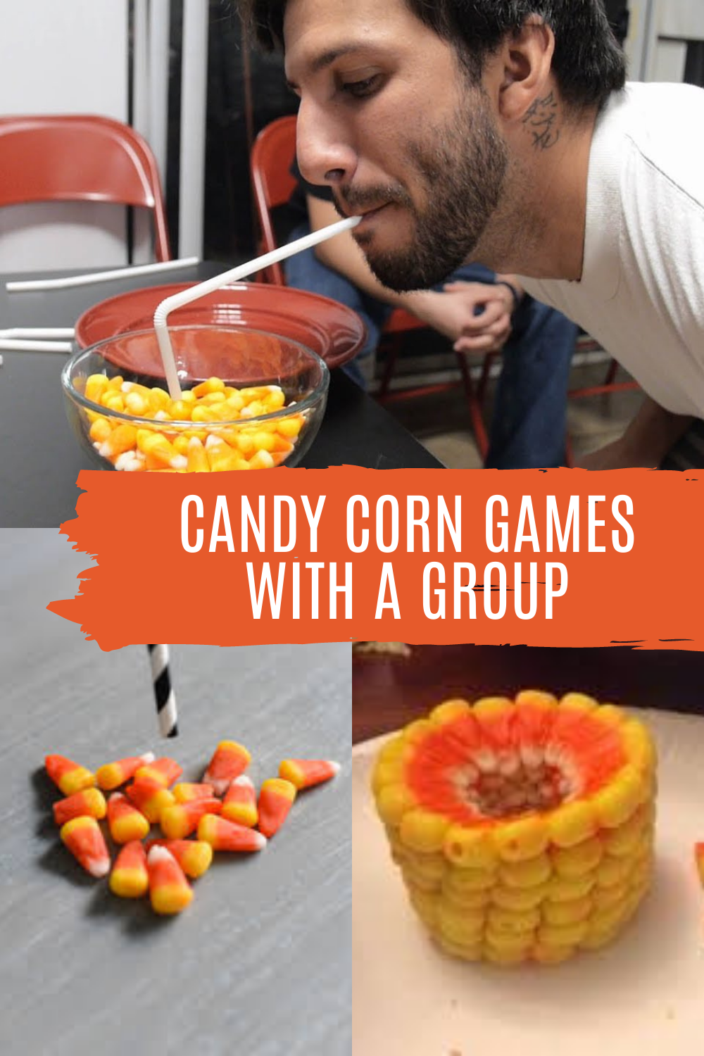 Candy Corn Group Games