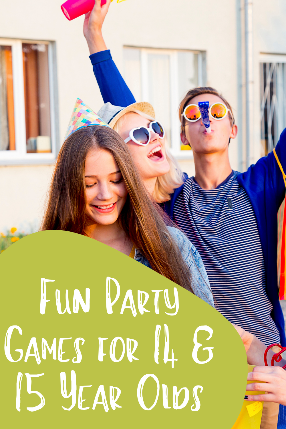 Party Games for 14 & 15 Year Olds
