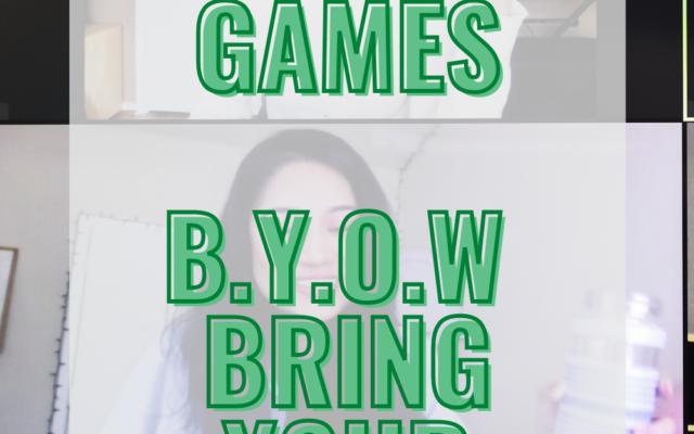 Virtual Party Games
