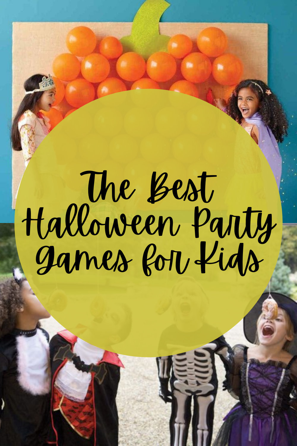 The Best Halloween Party Games