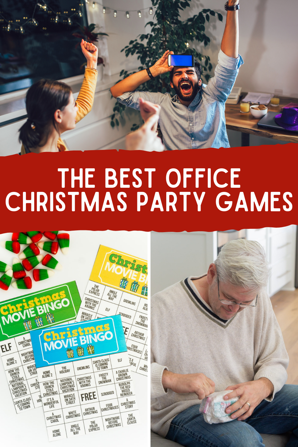 Enjoyable Office Christmas Party Games