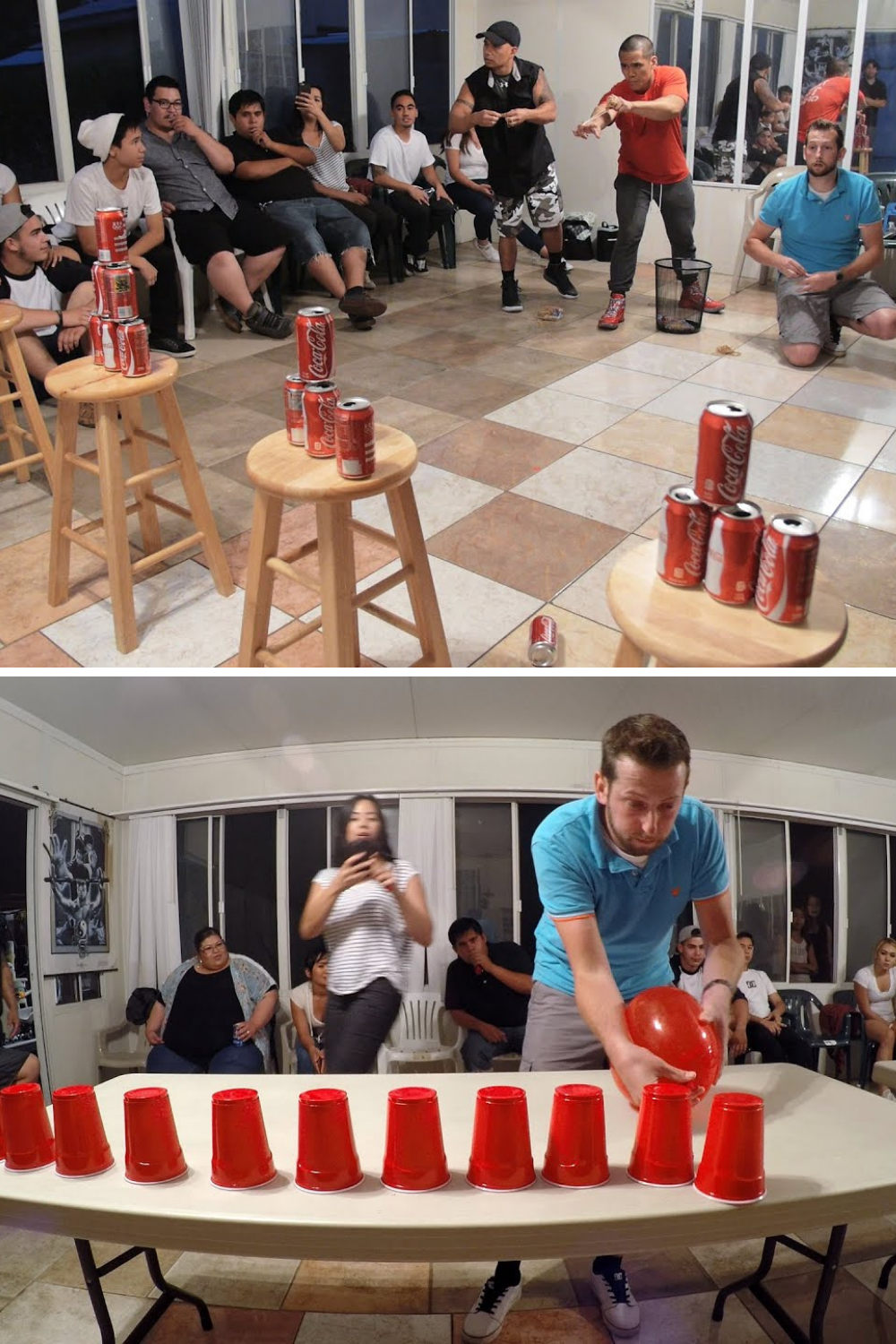 Minute to Win It Games for Couples Parties