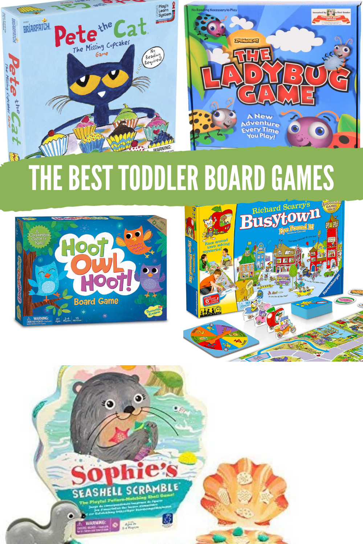 Toddler Board Games Fun To Play