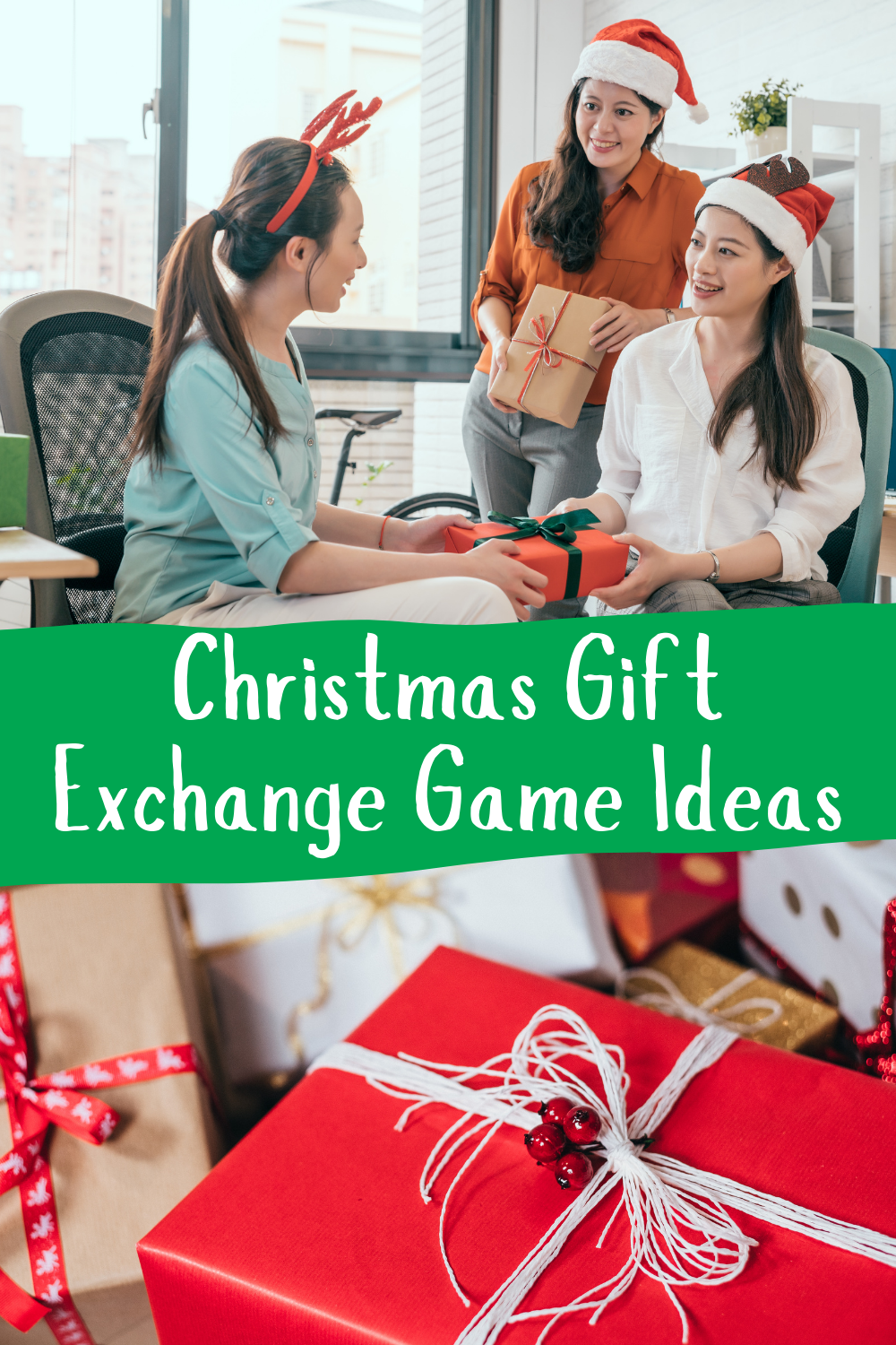 Office Christmas Party Games To Play For Fun
