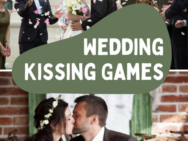 Wedding Kissing Game